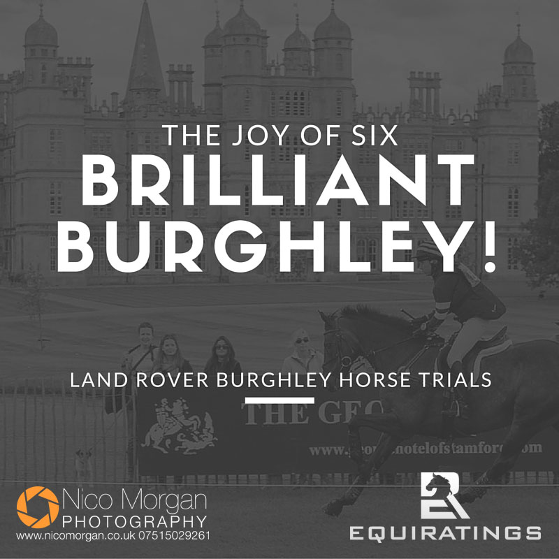 Brilliant Burghley