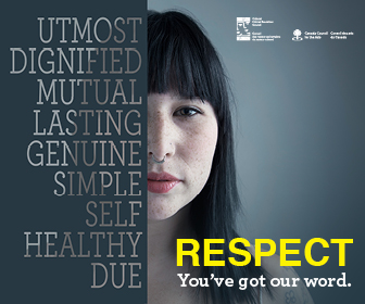 Respectful Workplaces in the Arts Banner
