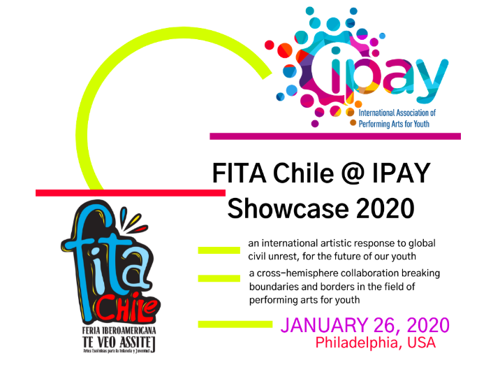 FITA Chile @ IPAY SHowcase 2020 with logos and date (Jan 26, 2020)