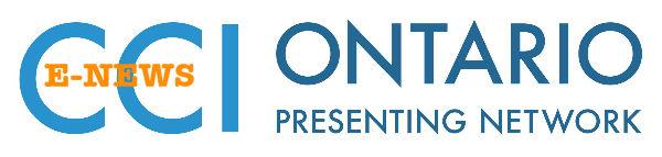 CCI - Ontario Presenting Network E-News