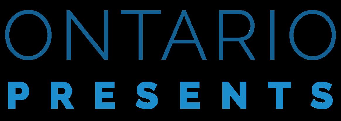 Ontario Presents logo