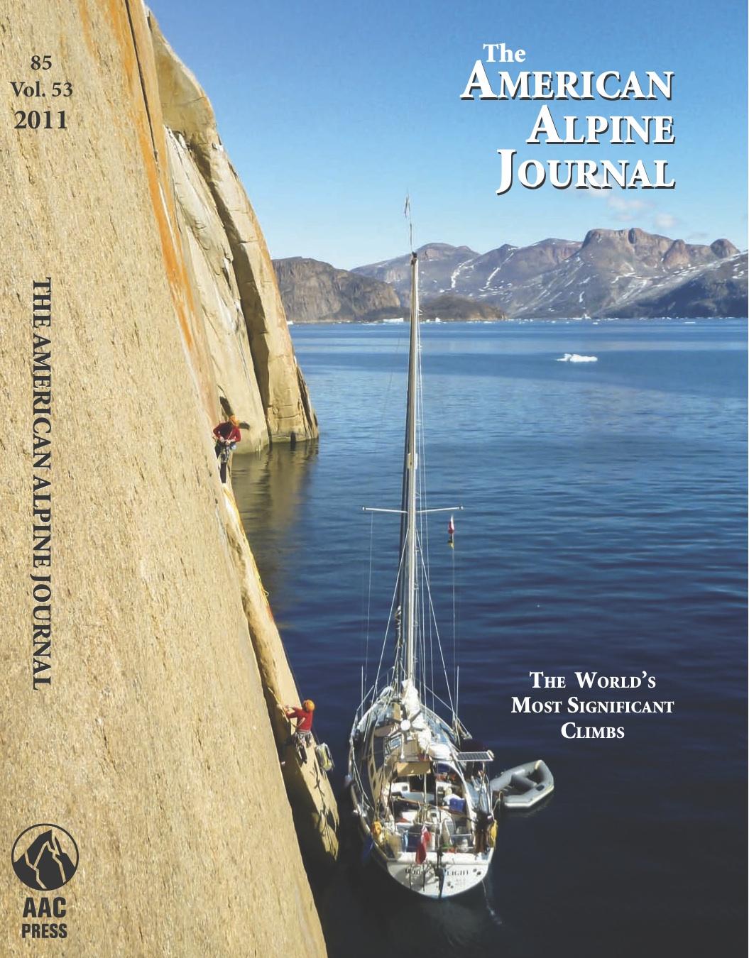 2011 AAJ cover
