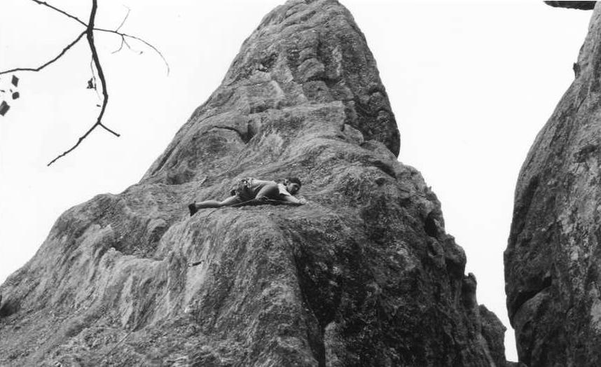 Rock Climbing South Dakota