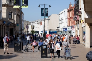 Cheltenham Town Centre