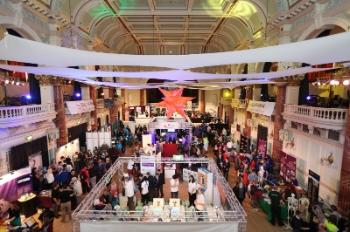 The Cheltenham Science Festival Explorer Zone