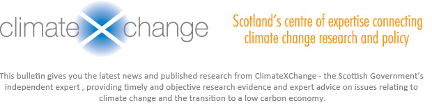 ClimateXChange - Scotland's centre of expertise on climate change