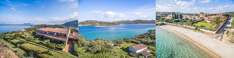 Le migliori location della Gallura Sardegna