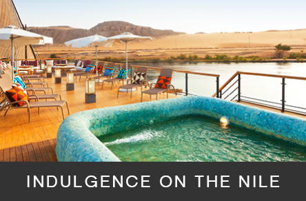 Indulgence on the Nile