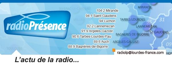 Site de la radio chrétienne Présence Pyrénées