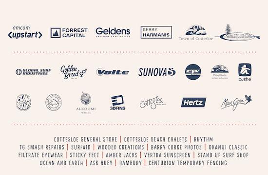 Whalebone Classic sponsors