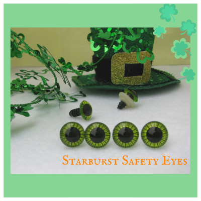 Starburst Safety Eyes