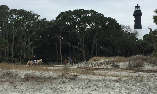 Photo of Hunting Island Light House