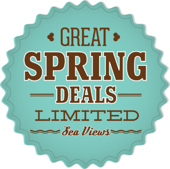 Great Spring Sales Limited Offer