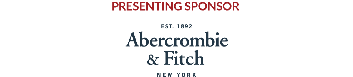 Presenting Sponsor: Abercrombie & Fitch
