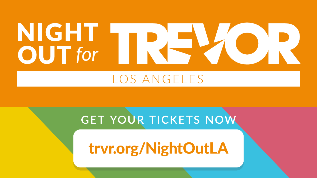 Night Out for Trevor Los Angeles
