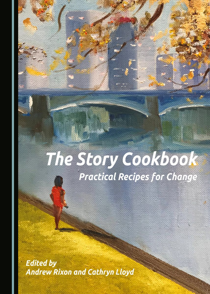 Book cover image for The Story Cookbook