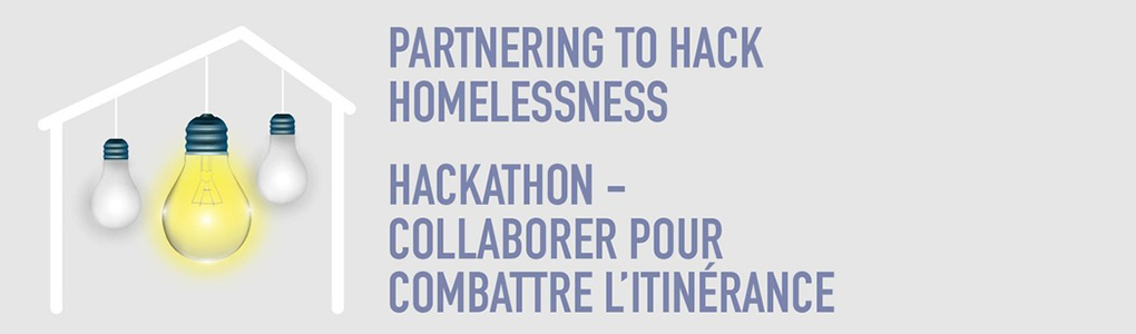 Partnering to Hack Homelessness