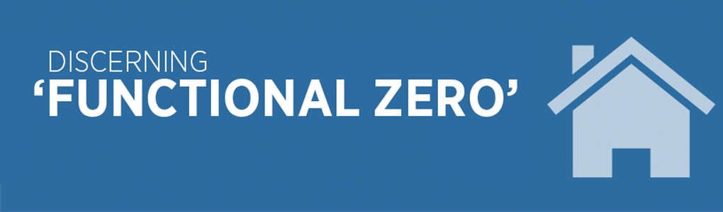 Discerning 'Functional Zero'