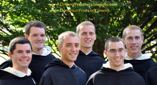 www.OrderofPreachersVocations.blogspot.com