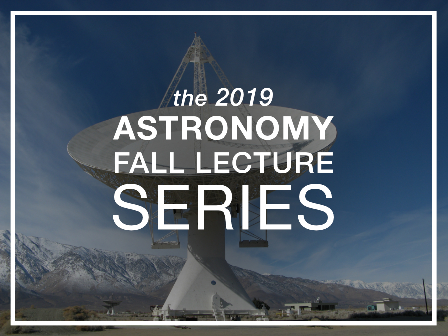 ovro astronomy lecture series