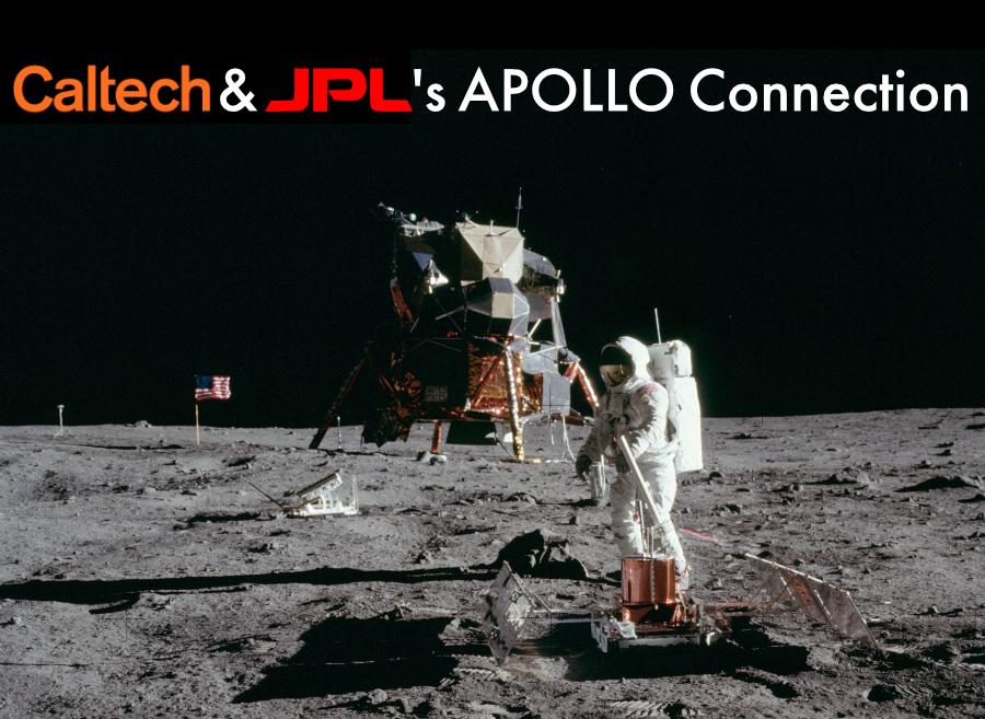 jpl caltech apollo connection