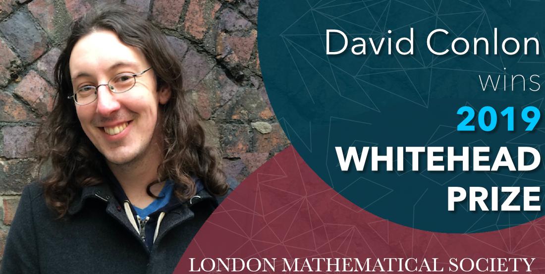 david conlon whitehead prize
