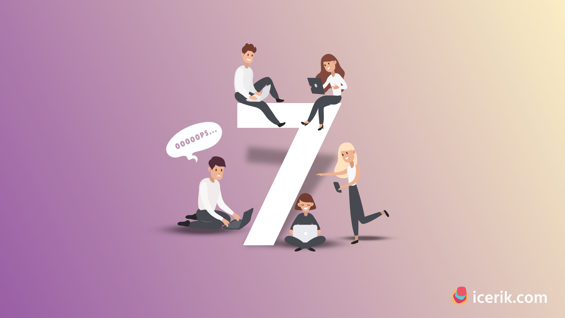 7 Ana Maddede Blogunuzda Yaptığınız Büyük Hatalar