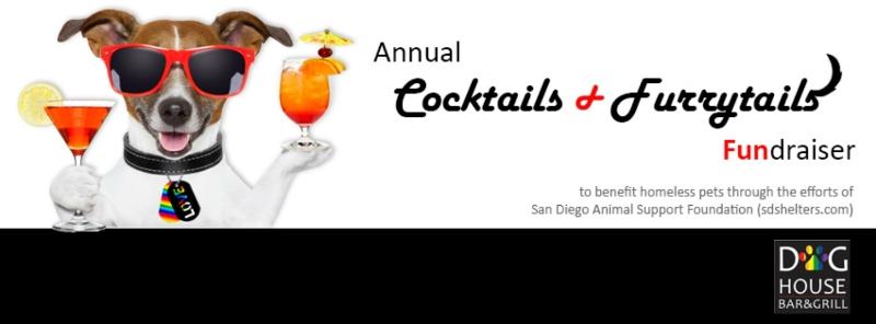 Annual Cocktails + Furrytails FUNdraiser