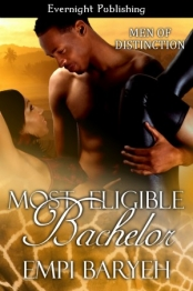 Most Eligible Bachelor cover