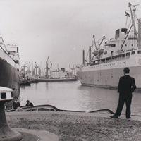 Avonmouth Docks, 1963