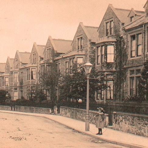 Mortimer Road, Clifton, 1907