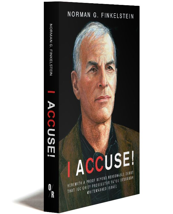 I Accuse! by Norman G. Finkelstein