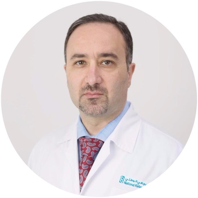 Dr. Basel Altrabulsi