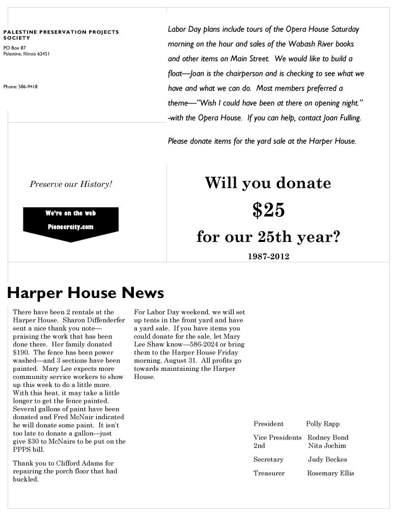 PPPS News - 08.2012