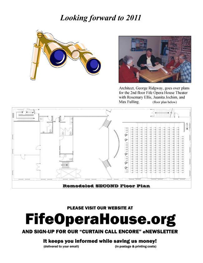PPPS Theater Plans