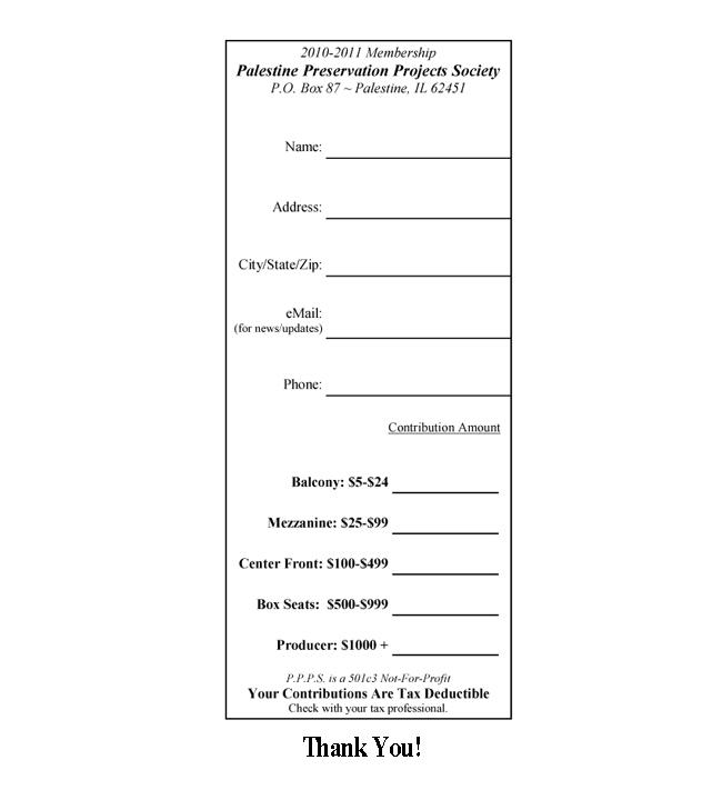 PPPS Member/contributor Form