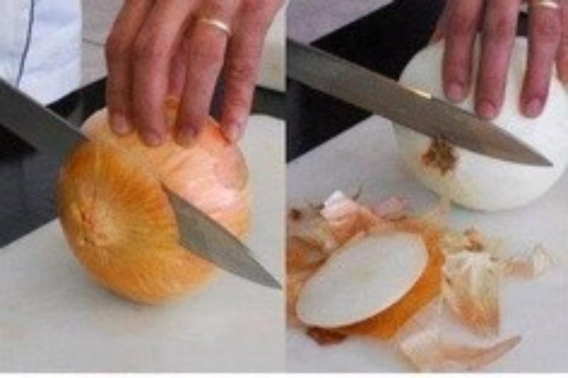طريقة عمل مقبلات البصلة المقلية, هشة و لذيذة