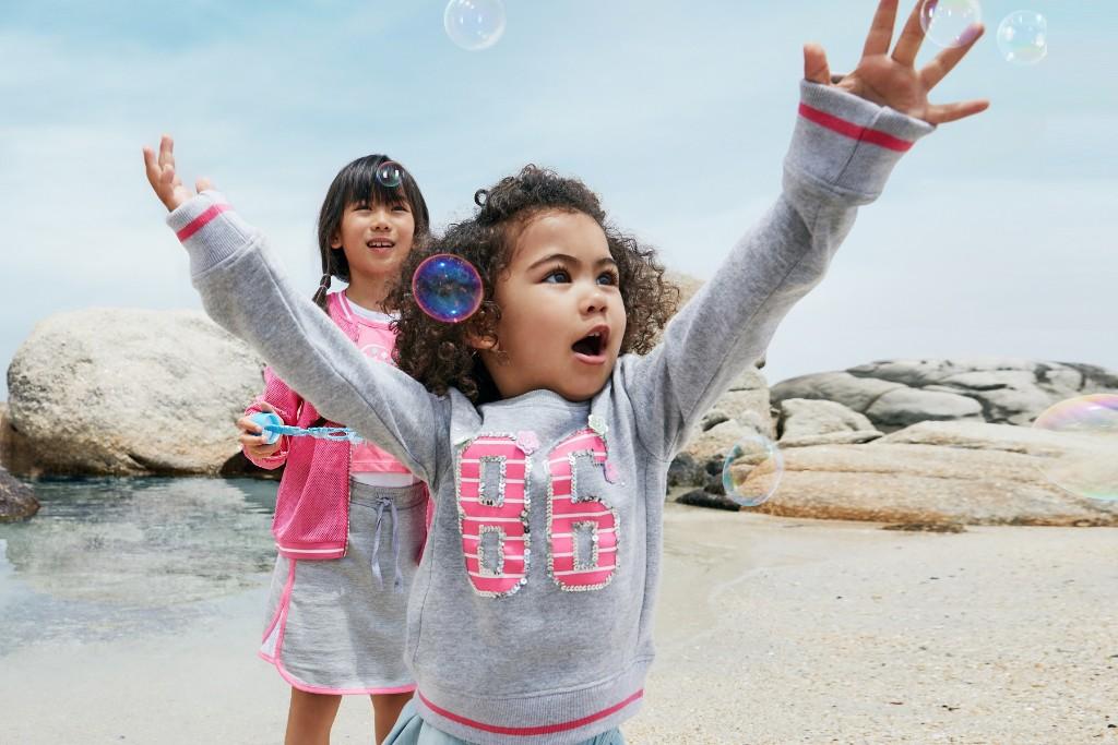 تشكيلة الربيع المميزة للأطفال من مجموعة لاندمارك