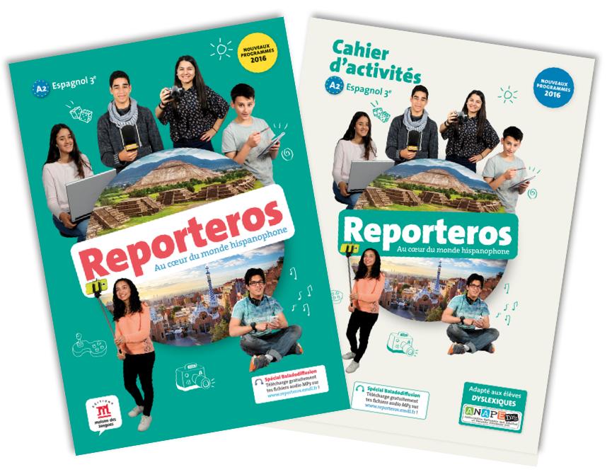 Reporteros 3e