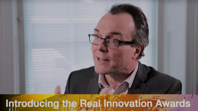 Introducing the Real Innovation Awards