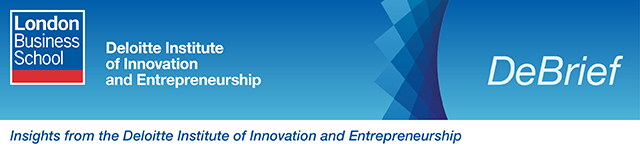 Insights from the Deloitte Institute of Innovation and Entrepreneurship