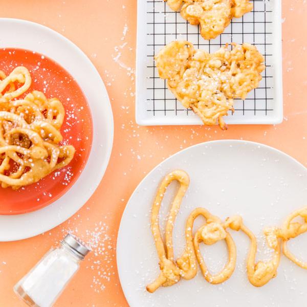 love letter funnel cake recipe