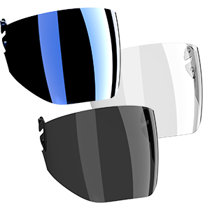 Cookie G4 visors