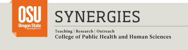 Synergies | Your online connection to the College of Public Health and Human Sciences