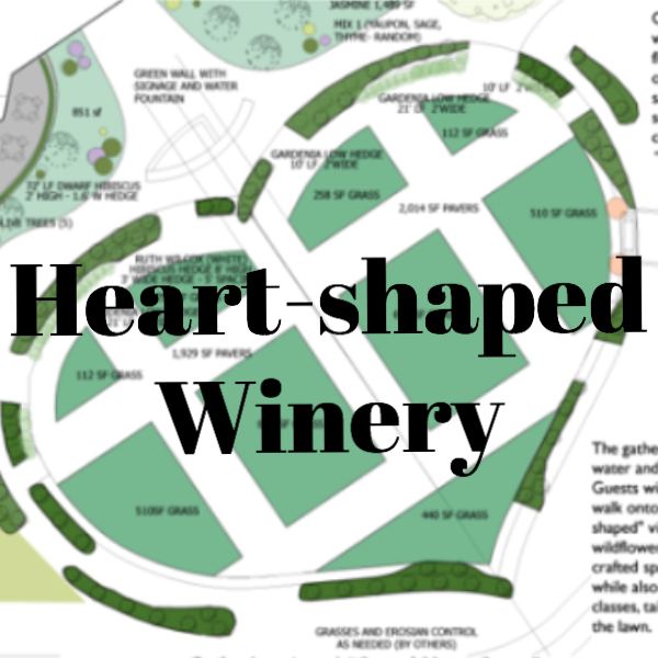Heart-Shaped Winery to Train Underpaid Hotel Workers