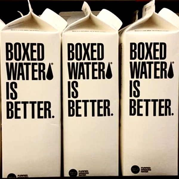 3 Spots for Boxed Water in Orlando