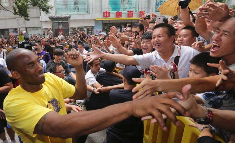 南加州大学(USC)美中学院:已故篮球巨星Kobe说中国是他第二故乡