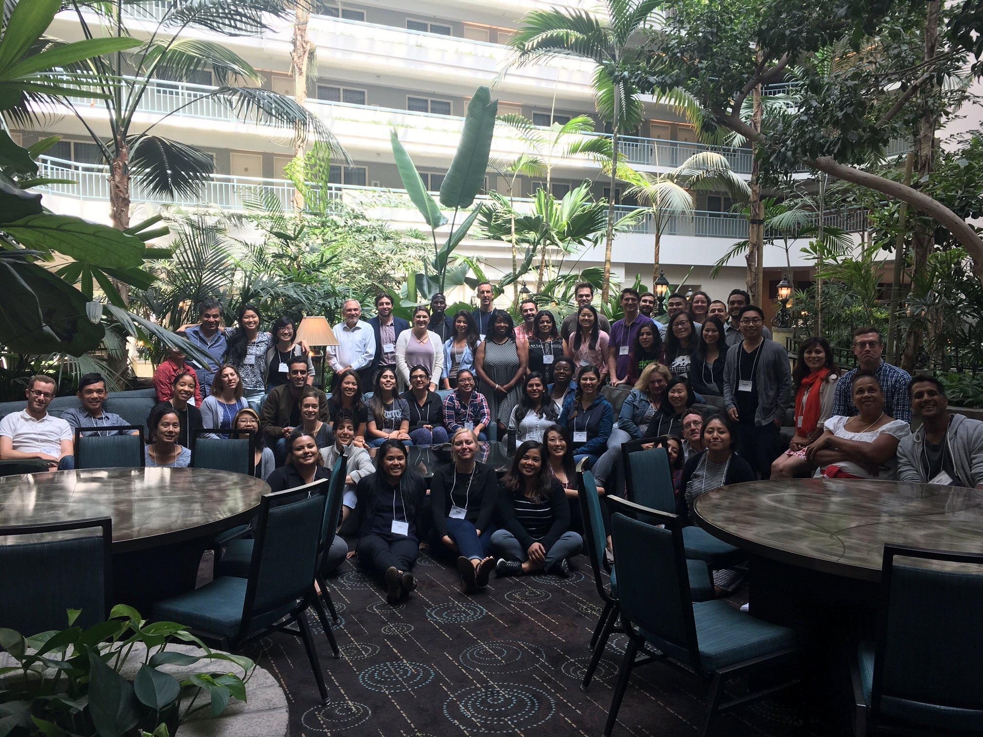 The 2017 Advanced HDTI cohort