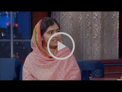 The Late Show Celebrates International Women's Day