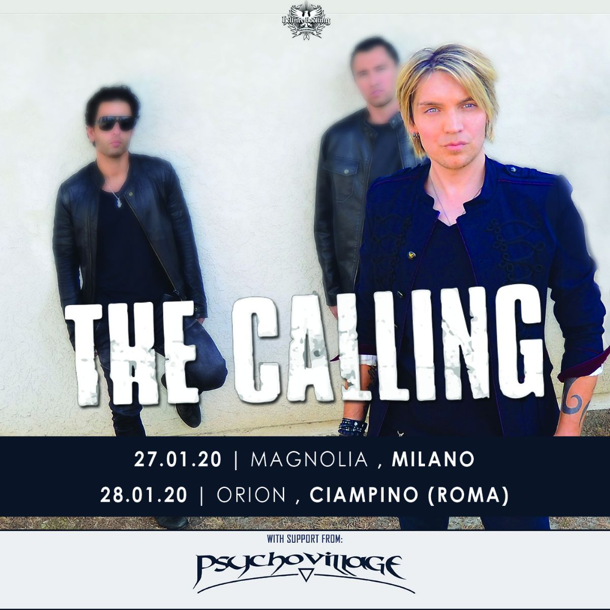the calling flyer